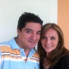 Maggie Vera y Raymundo Armijo (Trenderhoof). (29/04)