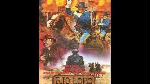 Río Lobo - John Wayne - Wenstern (Audio Latino)