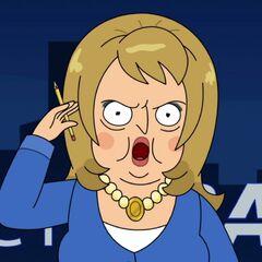 Nancy Grace en <a href=