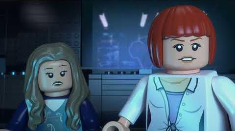 The Indominus Escape - LEGO Jurassic World - Parte 5