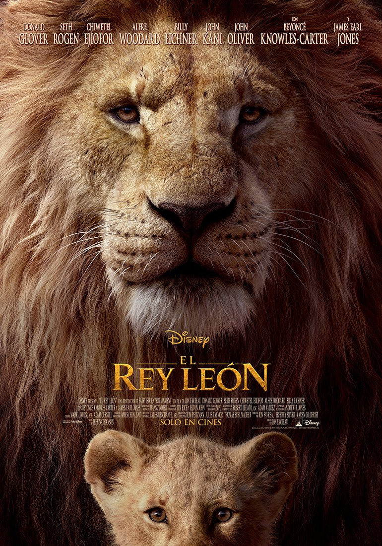 Image result for el rey leon 2019