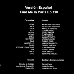 Episodio 10 - Temporada 1