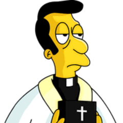 El Reverendo Alegría en <a href=