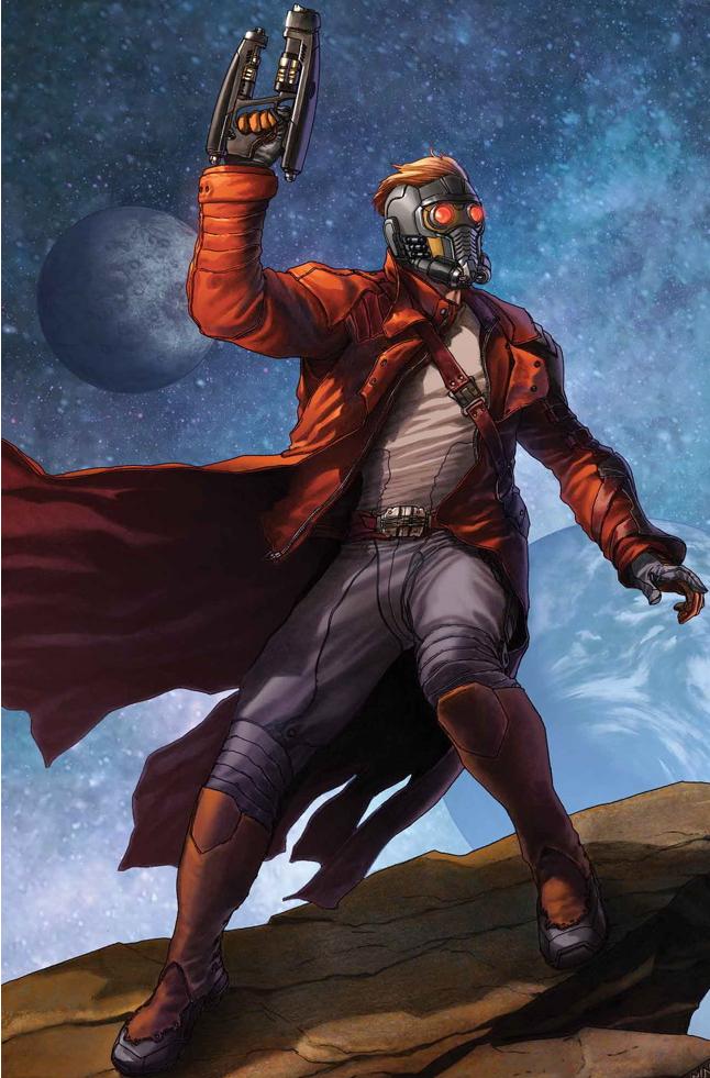 Star-Lord | Doblaje Wiki | FANDOM powered by Wikia