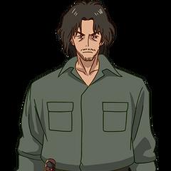 Tōsei Yanagi en <a href=