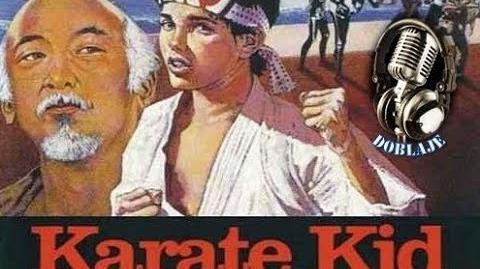 The Karate Kid -- Comparación de doblaje