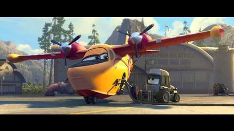 Aviones 2 Equipo al Rescate - Tráiler Oficial