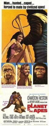 El planeta de los simios (1968)