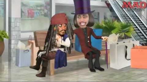 MAD tv - episodio 30 - Piratas de la pubertad Konan el Kardashian