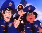 Locademia de policía: La serie