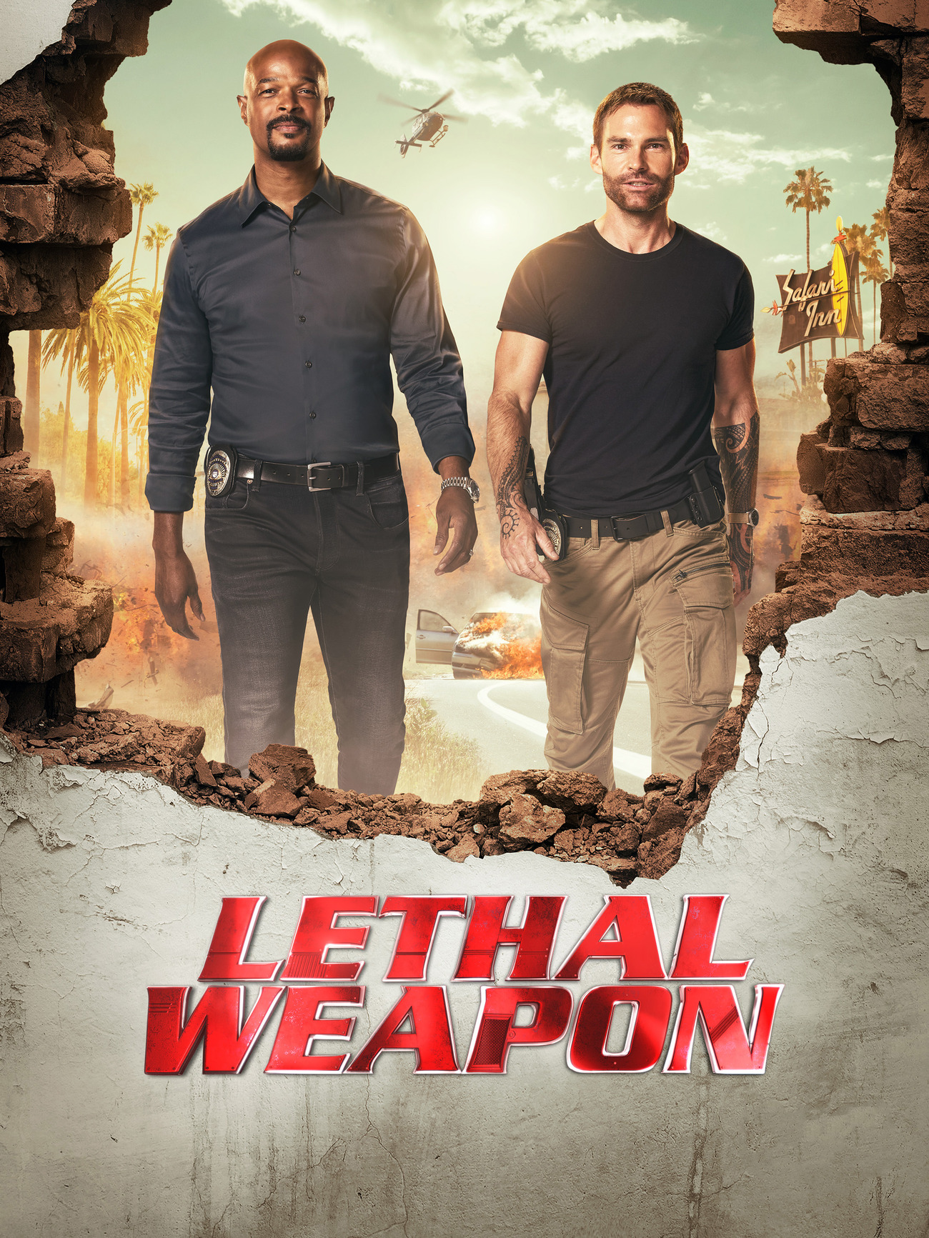 lethal weapon season 3