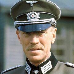 Mayor Karl von Steiner (<a href=