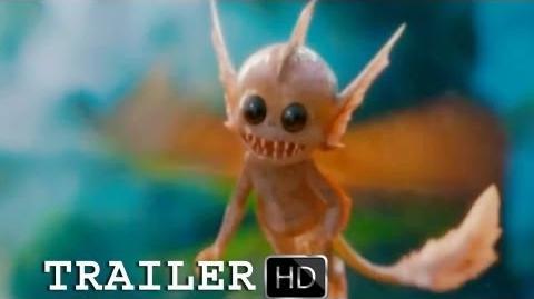 OZ EL PODEROSO Trailer E (2013) - HD
