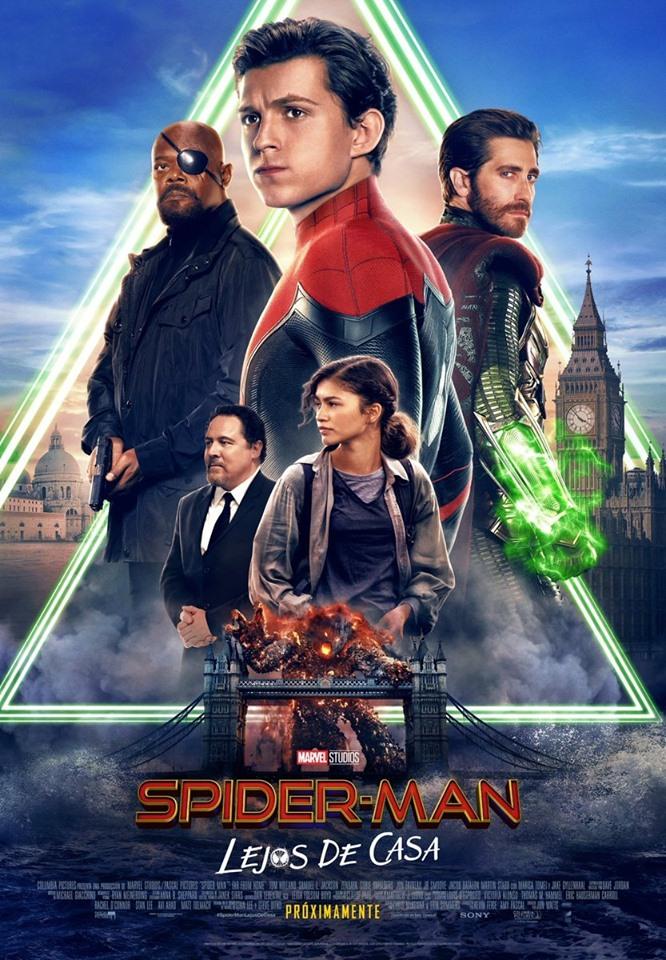 Spider-Man: Lejos de casa | Doblaje Wiki | Fandom