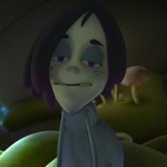 Spinder en la película animada <a href=