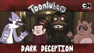 ¡El Mono Recepcionista me persigue! Toontubers Cartoon Network