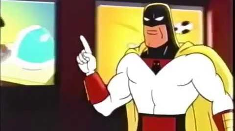 El Concurso Copa Toon 2002 Con El Fantasma Del Espacio - Cartoon Network Latino (Año 2002)