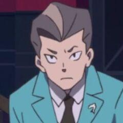 Masaru Kusakabe en <a href=