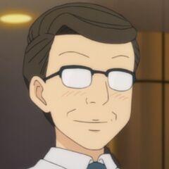 Padre de Takako en <a href=