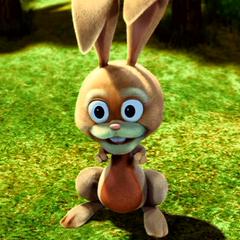 Boingo, el conejo en <a href=