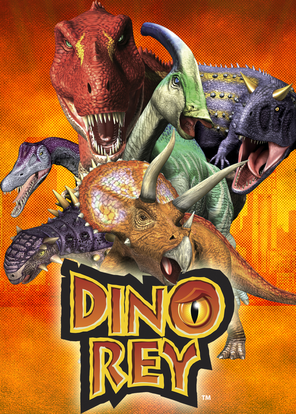Dino Rey Doblaje Wiki Fandom Powered By Wikia