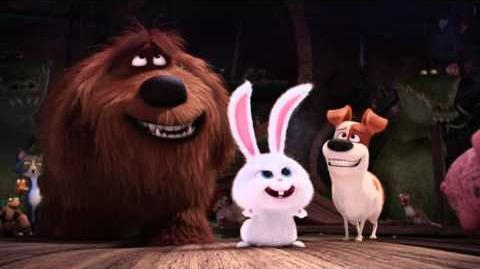 Eugenio Derbez te invita a conocer La Vida Secreta de tus Mascotas