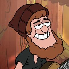 Hippie que canta también en <a href=