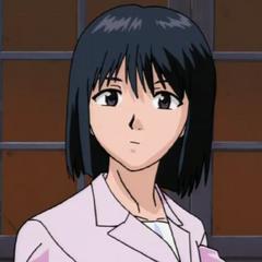Maestra Okabe (epi. 4) en <a href=