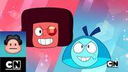 La llegada de Azurita Steven Universe Futuro Steven Universe Cartoon Network