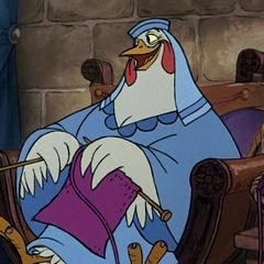 Lady Kluck en <a href=