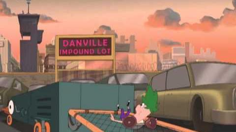 Phineas y Ferb a través de la 2ª dimensión en fabuloso 2D - Tráiler Oficial