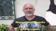 Saludo de Miguel Ángel Botello (Sr