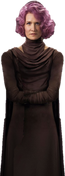 Amilyn Holdo personaje