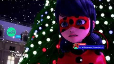 Miraculous Ladybug Especial de Navidad Mi secreto amor Canción Español Latino