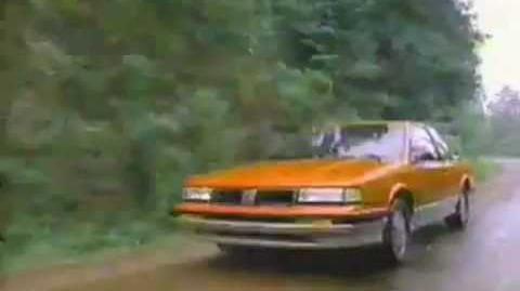 Oldsmobile Cutlass Eurosport 1989
