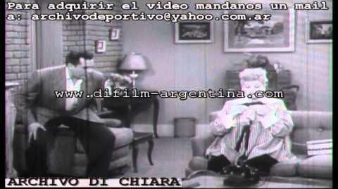 SERIE DE TELEVISION YO AMO A LUCY