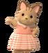 Shima-neko-girl