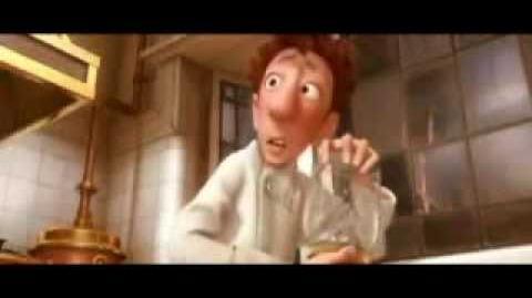 Trailer de Ratatouille en Español Latinoamerica