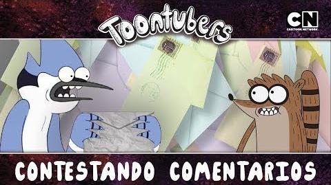 ¡Comentando los comentarios de la gente! ¡SALUDOS A TODOS! Toontubers Cartoon Network