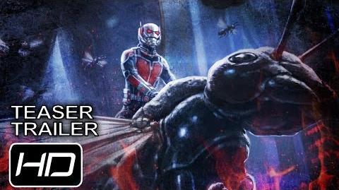 ANT-MAN El Hombre Hormiga - Teaser Trailer - Español Latino - HD