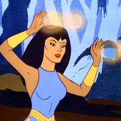 Princesa Ariel en <a href=
