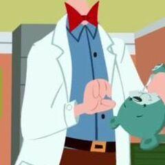 Dr. Bigby en <a href=
