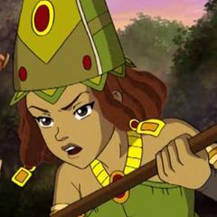 Reina Hyppolyta también en <a href=