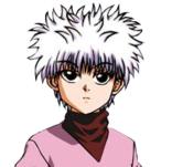 Killua close up