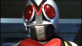 Masked Rider Warriors Corrected