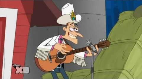 Me Obedecerán A La Manera Vaquera - Phineas y Ferb HD