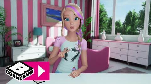 Mi moda y peinados favoritos Barbie Vlog Boomerang