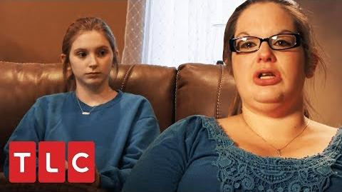 Shelly y madre de McKayla pelean por el baby shower Madres adolescentes TLC Latinoamérica