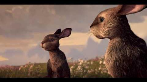 Watership Down Limited Series (La Colina de Watership) Trailer Latino 2 Netflix