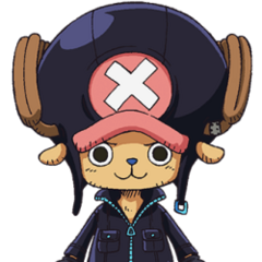 Tony Tony Chopper en <a href=